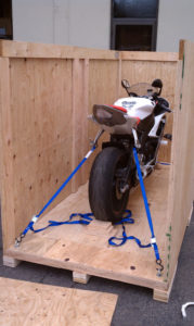 Crating A Motorcycle