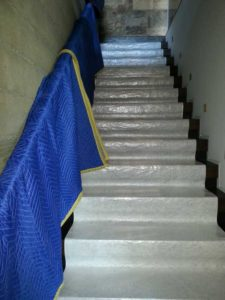 Protecting the Stairway